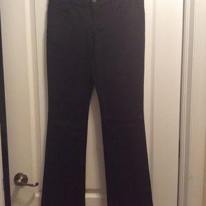 NWOT No Boundaries Black Jean Pants